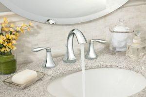 Toilet faucet repair