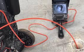 Clogged Drain Repair Camera Inspection