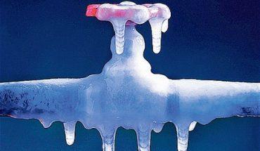 frozen pipe repair