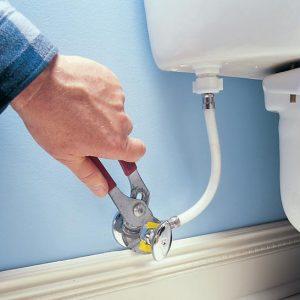 Leaking Toilet Tank Repair