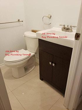 Toilet Sink Repair