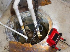 Sump pump repair ray plumbing