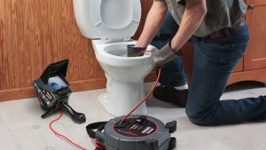 plumbing camera inspection