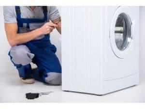 washing machine installation