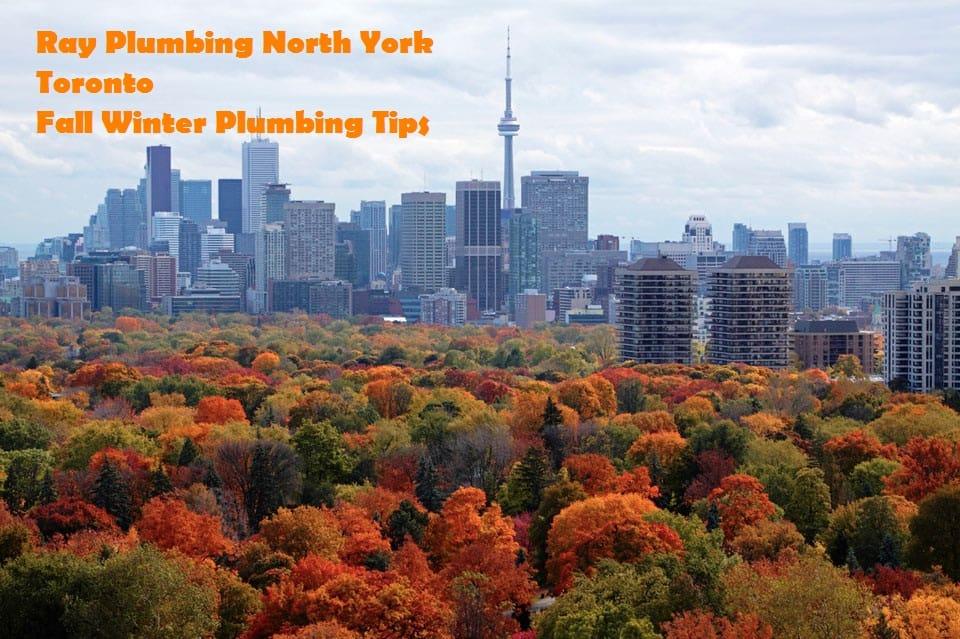 plumbing north york toronto